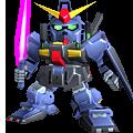 Unit bs gundam mk-ii titans