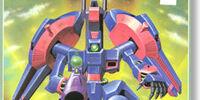 Mobile Suit Gundam ZZ Model Series