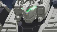 Gundam Unicorn - MS Face
