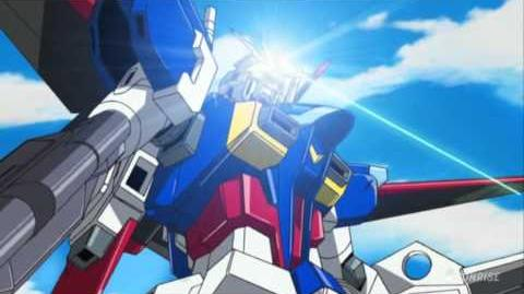 117 ZGMF-X56S Impulse Gundam (1) (from Mobile Suit Gundam SEED Destiny)