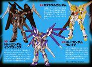 Hi-ν-Gundam-Influx&Hi-ν-Gundam-Vrabe-Cathedral-Gundam