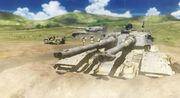 61 tank