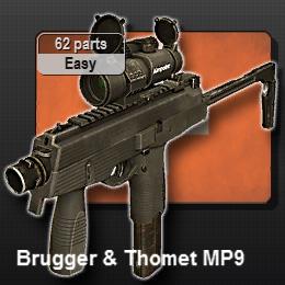 Brugger & Thomet MP9
