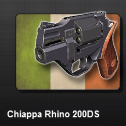 Chiappa Rhino 200DS