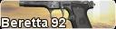 T beretta92fs