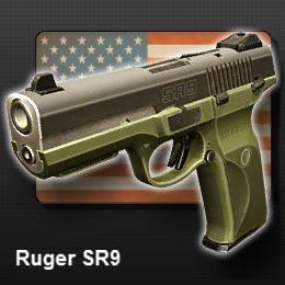 Ruger SR9