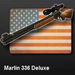 Marlin 336 Deluxe