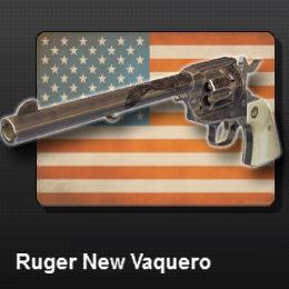 Ruger New Vaquero