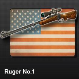 Ruger No. 1