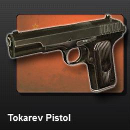 Tokarev Pistol