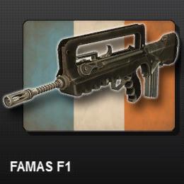 FAMAS F1