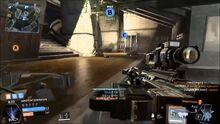 Kraber gameplay titanfall