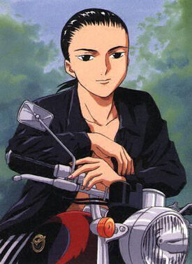 Chang wufei of gundam wing-13292