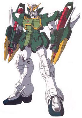 XXXG-01S2 Altron Gundam EW