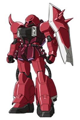 ZGMF-1000 ZAKU Warrior Lunamaria Hawke Colors