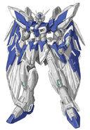 NRX-005cu Gundam WECT