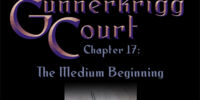 Chapter 17: The Medium Beginning