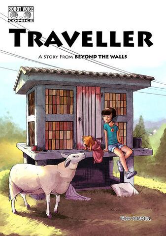 File:Traveler comic cover.jpg