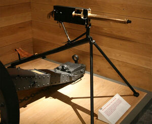 Maxim machine gun Megapixie