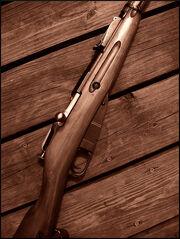 Mosin nagant bolt-action rifle