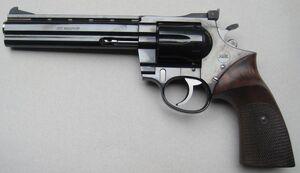 Korth .357 Magnum (Combat)