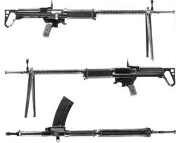 W+F Sturmgewehr 52