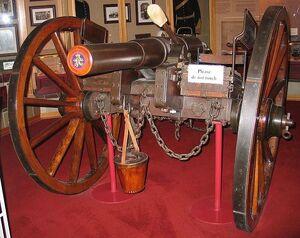 Armstrond 12lb (breech loader)