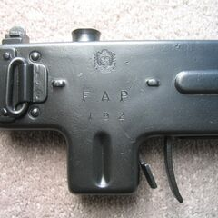 On the left side of the gun it says F.A.P.
