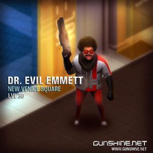 Dr evil emmett