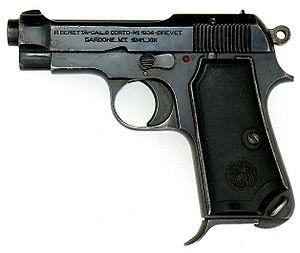 File:300px-Beretta Model 1934 Pistol.jpg