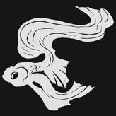 Goldfish Decal