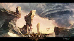 Guns of Icarus Canyons Artwork