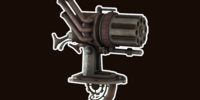 Banshee Light Rocket Carousel