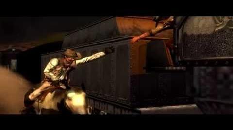 Gun (PC) walkthrough - FINAL LEVEL - Magruder's Mine