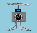 Dron para fotoperiodismo