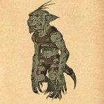 Monster illust41