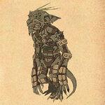 Monster illust43