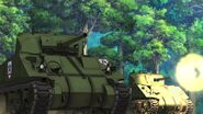 Shermans attack