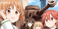 Girls und Panzer: Little Army Two