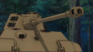 TigerIISniping