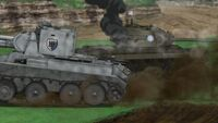 BT-42 making their getaway