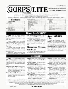 Gurps 4e campaign pdf writer