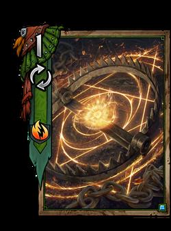 Fireball Trap