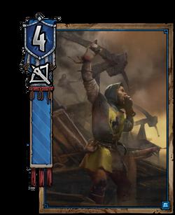 Kaedweni Siege Expert