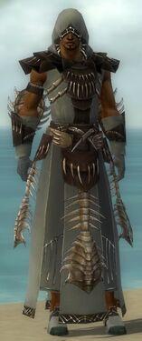 Dervish Primeval Armor M gray front