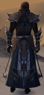 Kahmu Armor Brotherhood Back