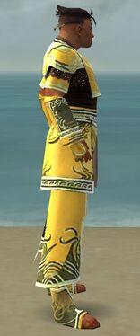 Monk Deldrimor Armor M dyed side