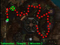 Bound Kitah map