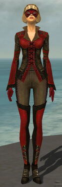 Mesmer Istani Armor F dyed front