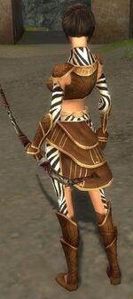 Acolyte Jin Primeval Armor Back